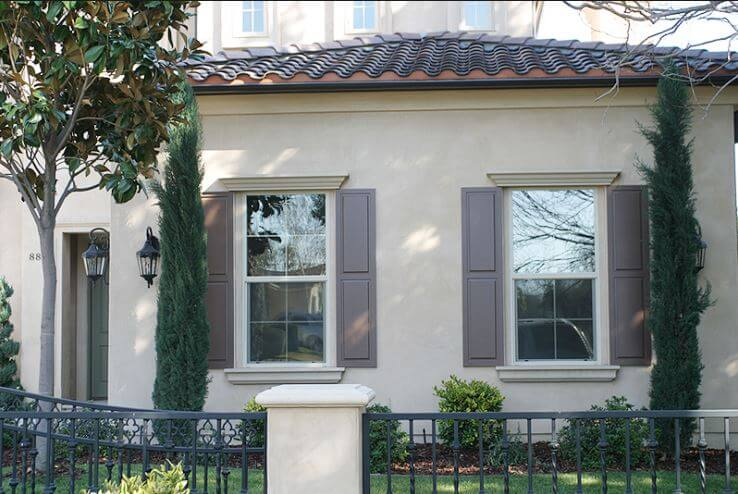 Newport Beach, CA replacement windows